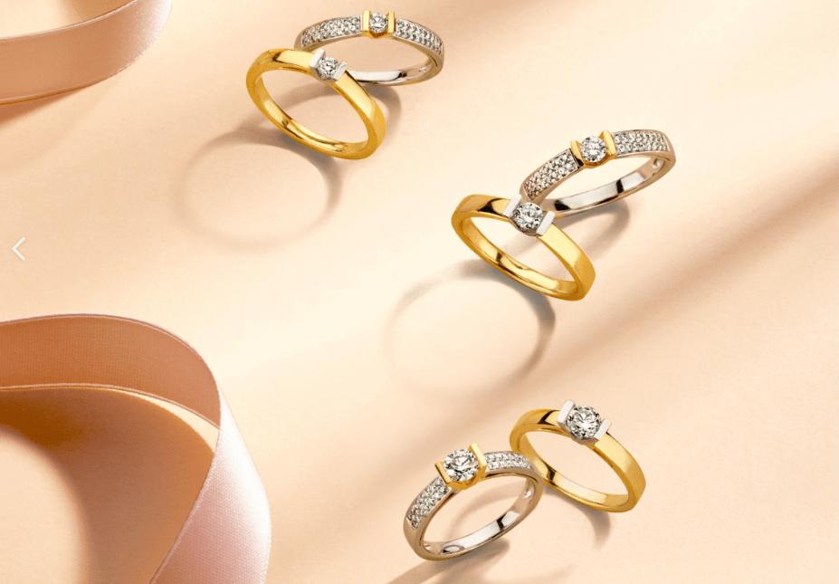 Gouden sieraden online kopen bij Zilver.nl