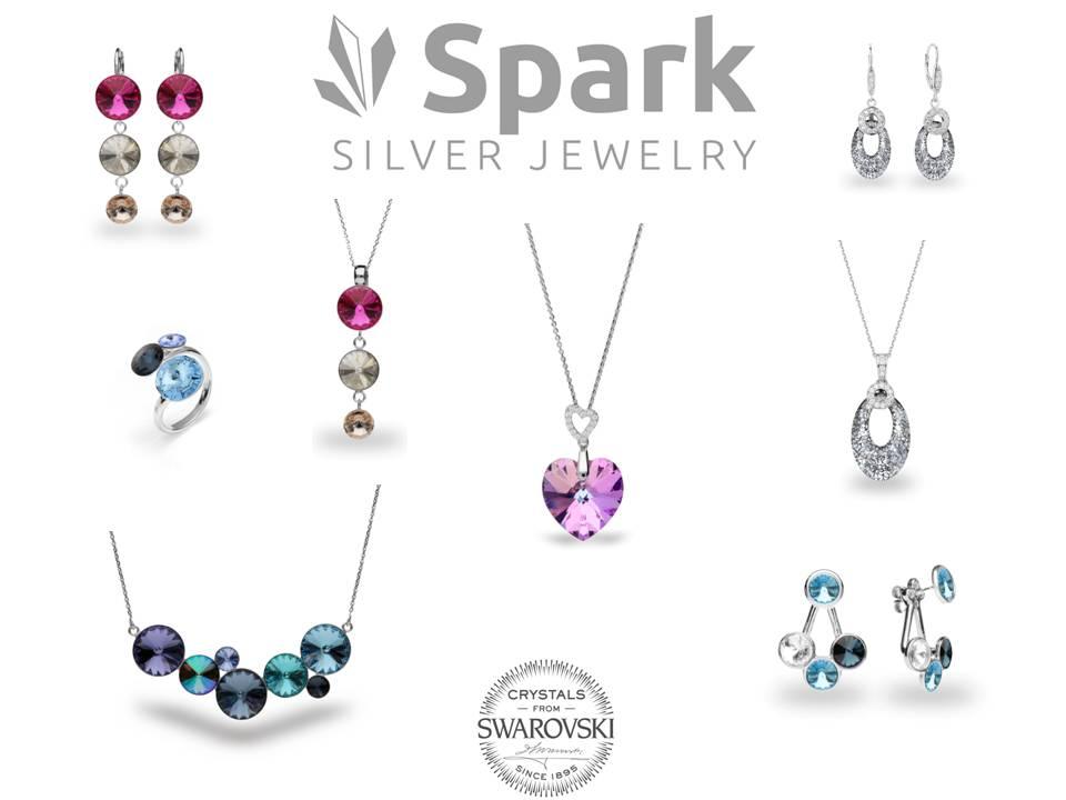 zilveren sieraden Spark