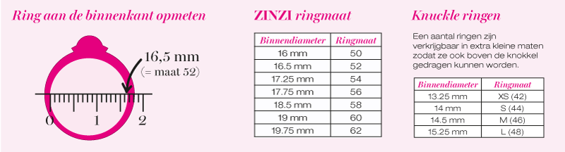 zinzi ring zir575