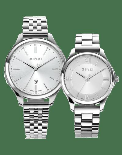 Zinzi classy horloge in 30 en 34 mm bij Zilver.nl