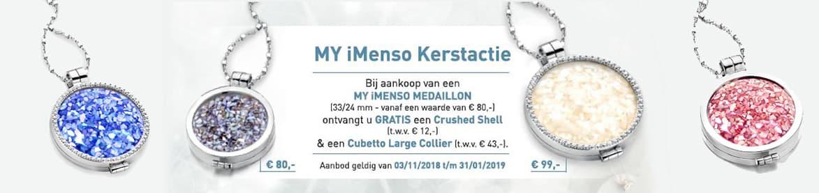 MY iMenso kerstactie 2018
