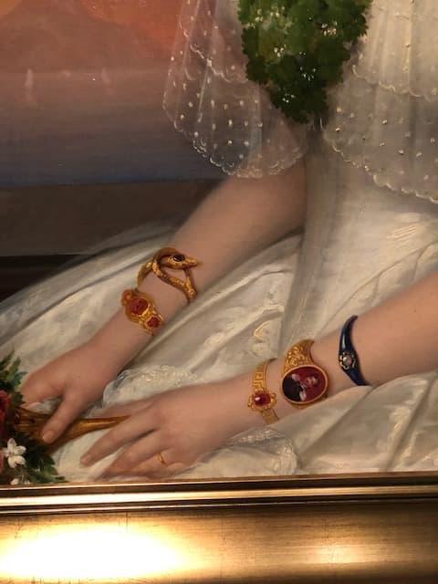 Antieke armbanden van goud bij Zilver.nl